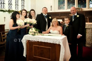Wedding Photography St Catherine's Church Gosfield_009