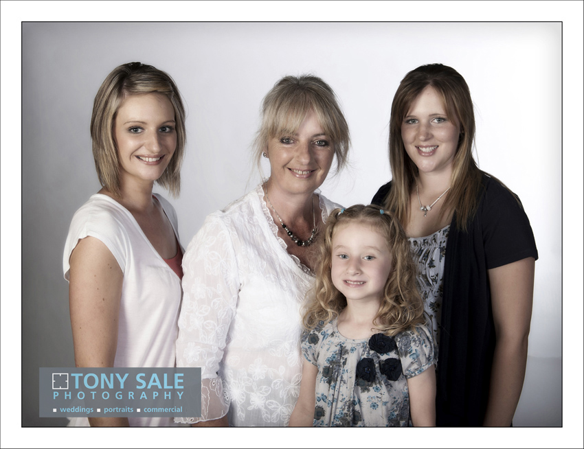 Family portrait photography Essex