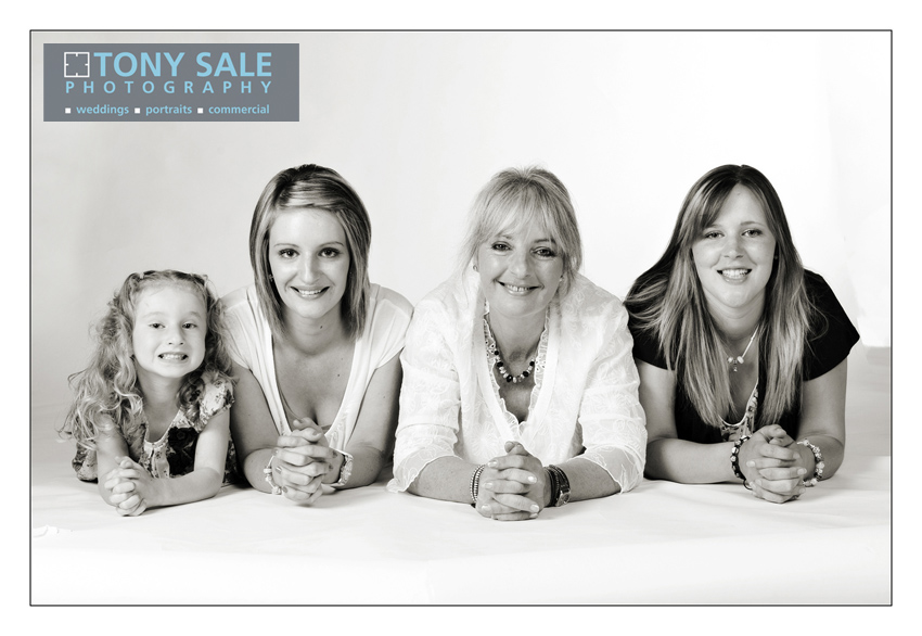 Family portrait photography Halstead Essex
