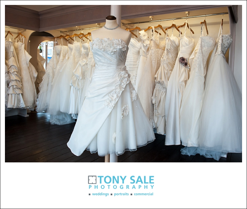 Buying a wedding dress Halstead Essex