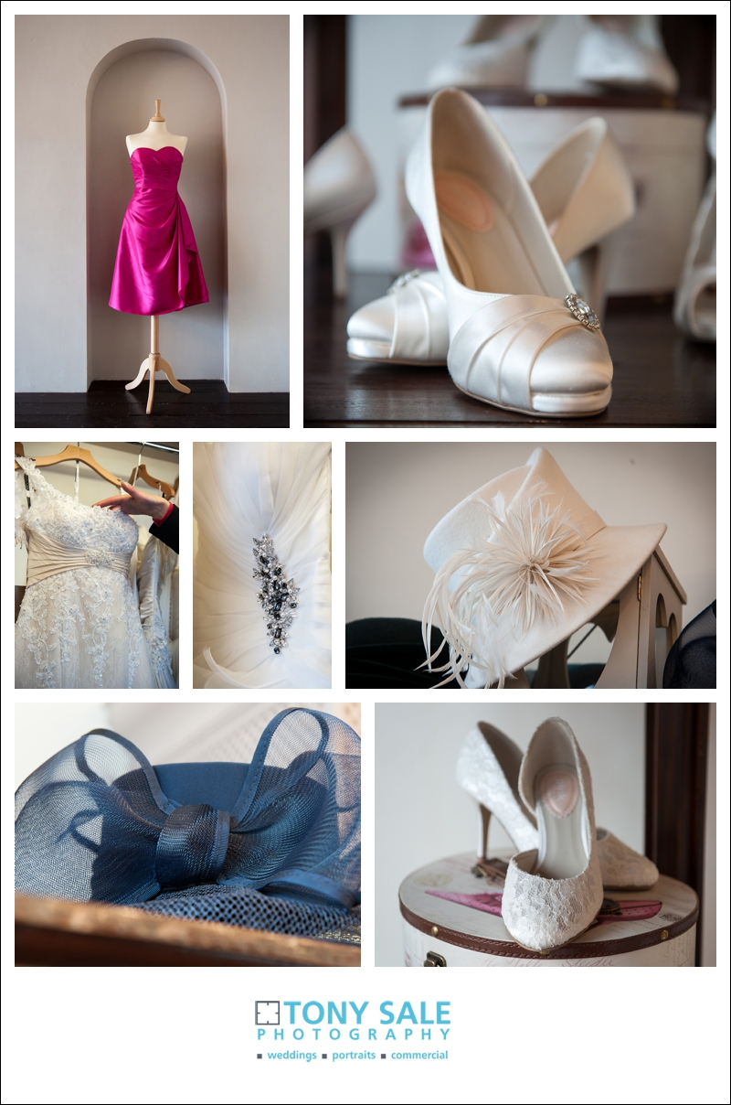 Wonderful selection of wedding dresses and accessories