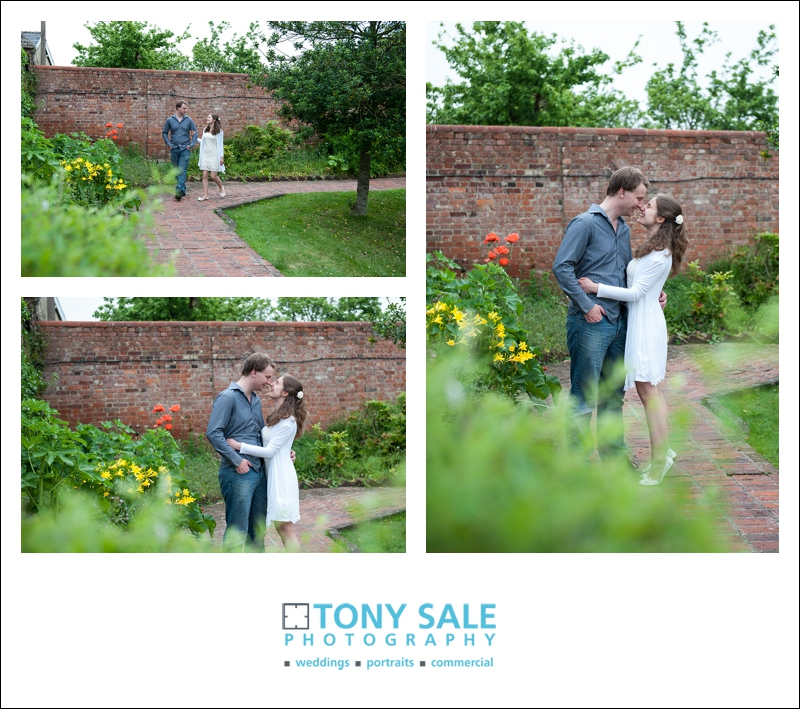Pre wedding shoot in the gardens of Clarence House