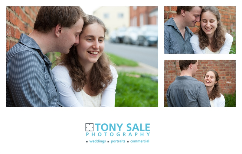 Pre wedding photoshoot with Corinne and Adam just outside Clarence House