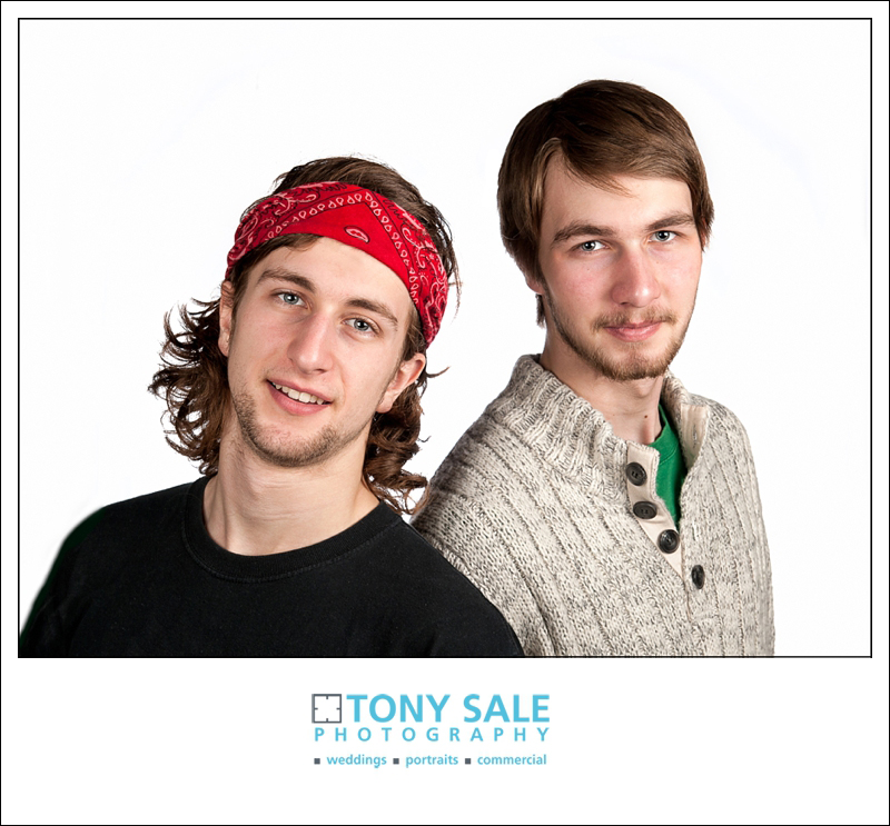 Family Portrait Photography - Teen Portrait Photography