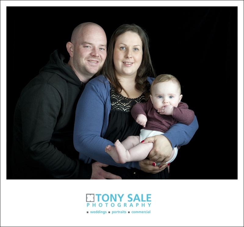 Family portrait photography Braintree Essex