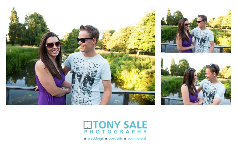 Liz & Ollie photo shoot in Colchester