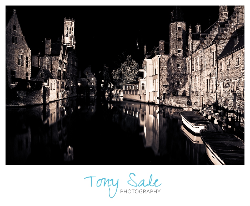 Bruges at night_Tony Sale Photography_03