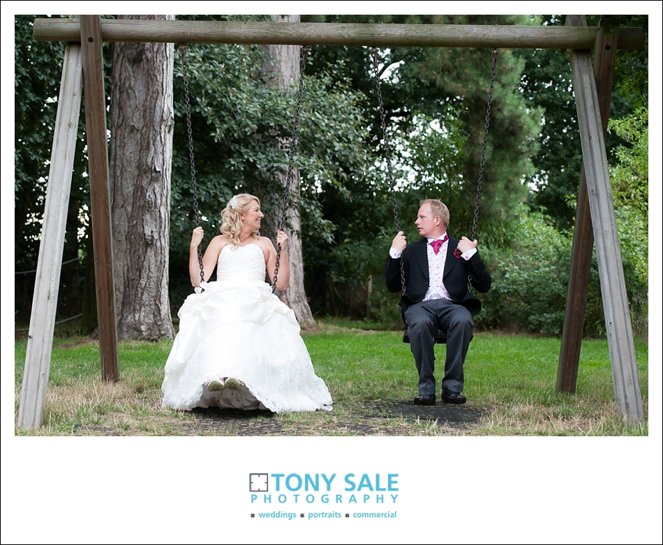 A Gosfield Wedding – The wedding of Tanya & Chris by Tony Sale Photography