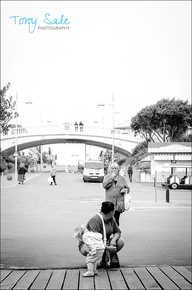 Street photography Clacton