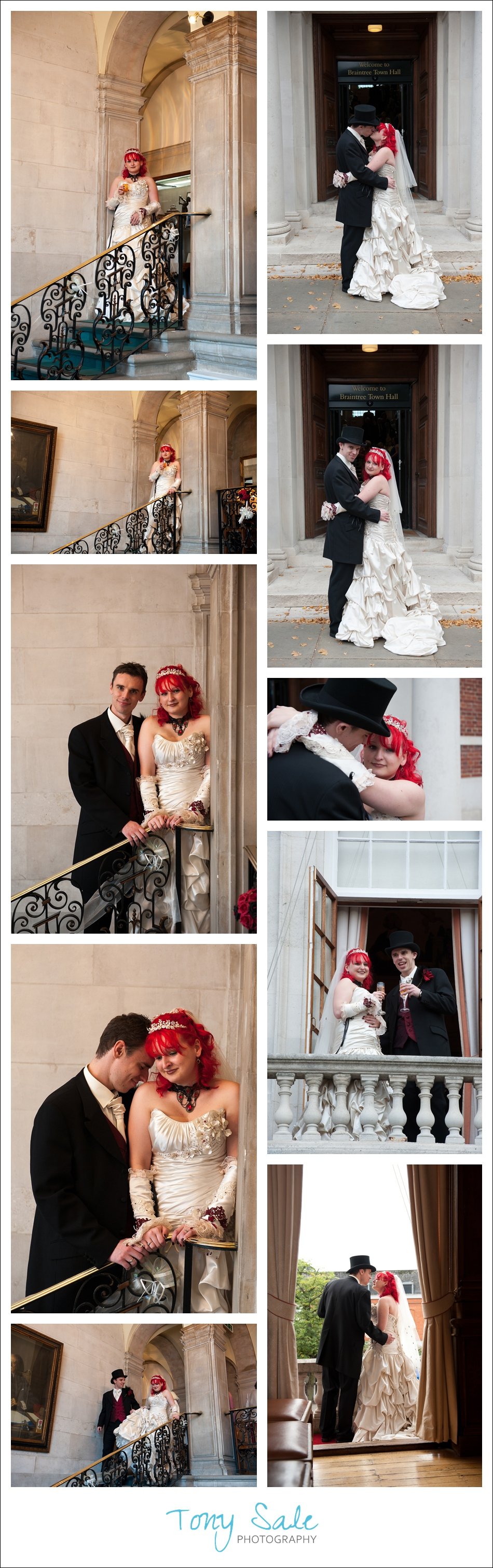 Photos of the Bride & Groom