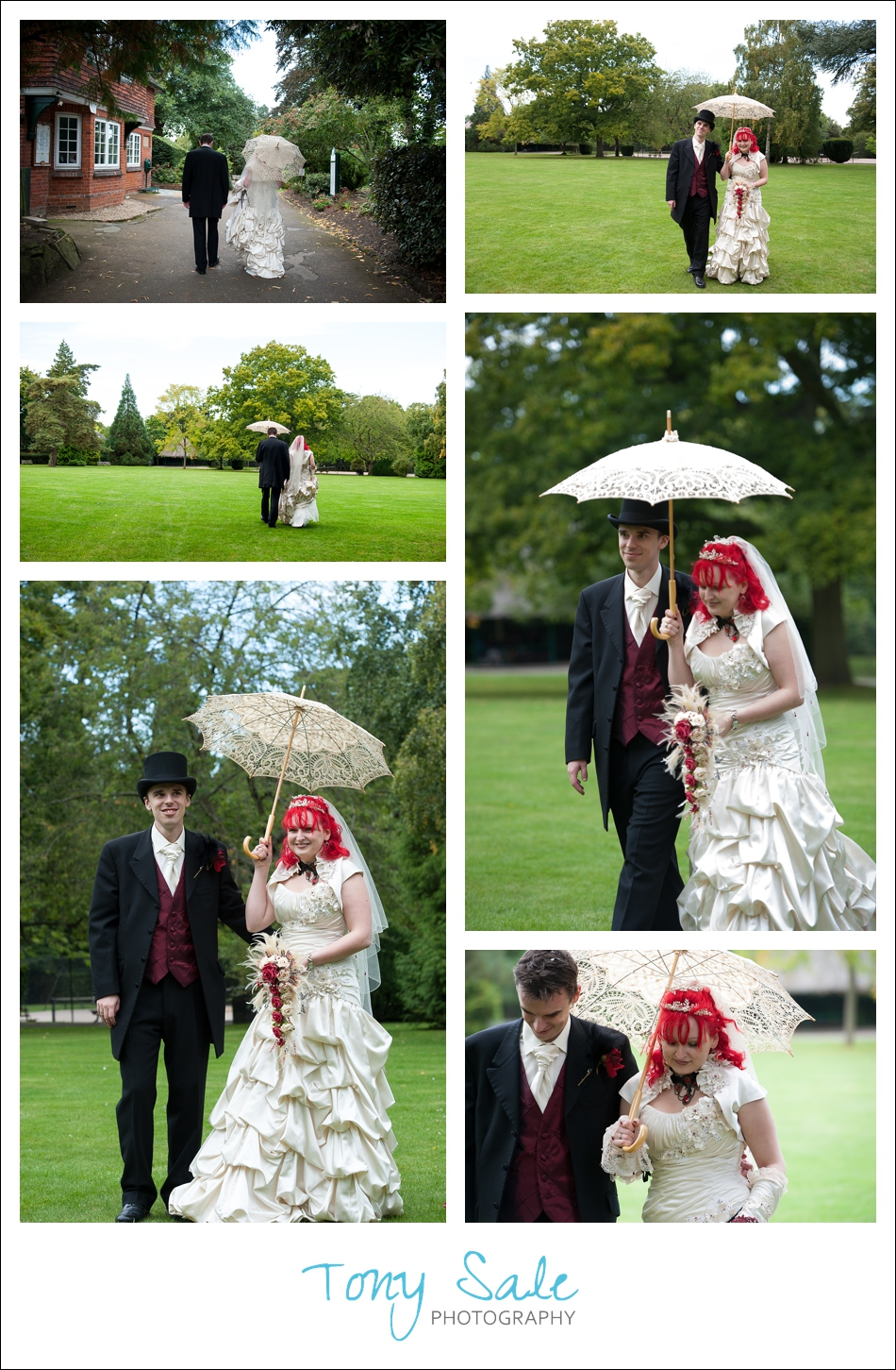 Wedding Photography Braintree and Bocking Gardens