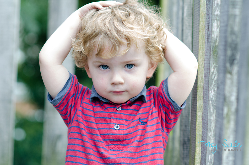 Children's Portrait Photography in Gosfield