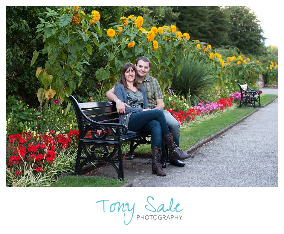 Colchester Castle Park – Pre Wedding Photo Shoot