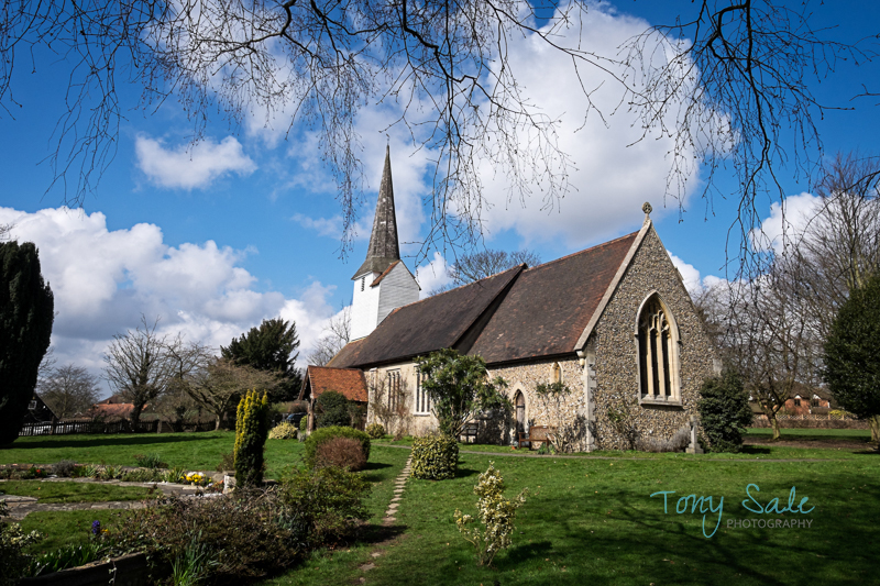 Wedding Venue – All Saints' Church in Stock, Essex