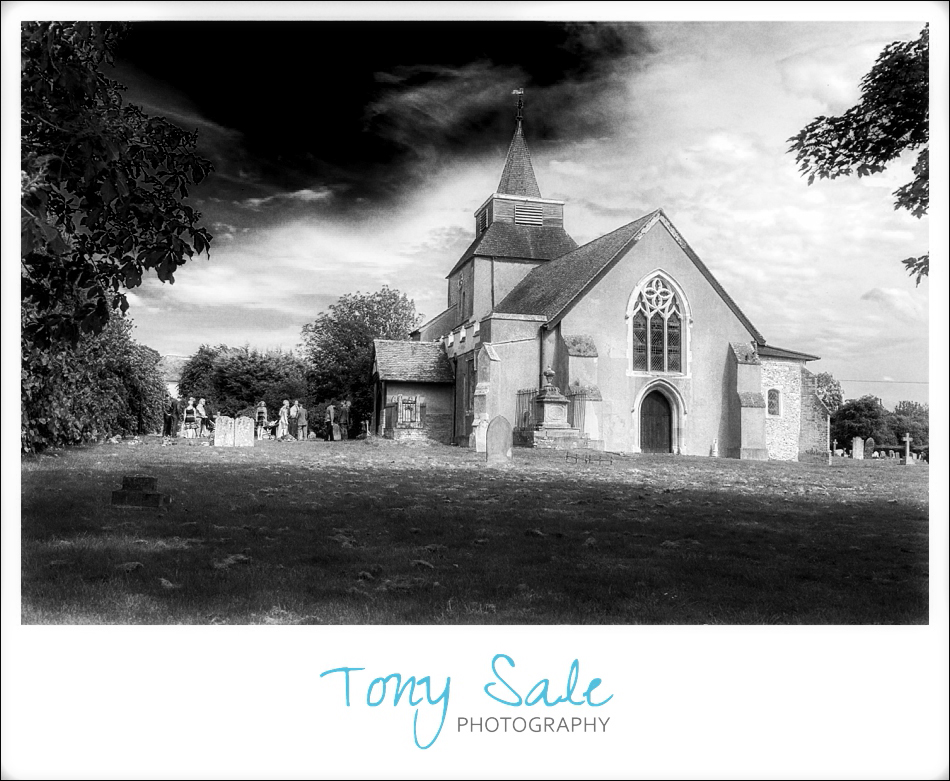 St Nicholas's Church Fyfield Essex