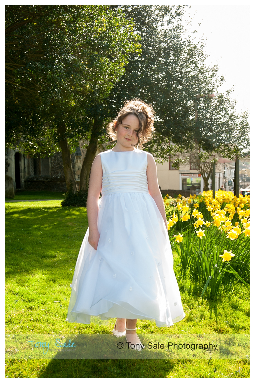First Communion Dresses Essex_Tony Sale Photography_01