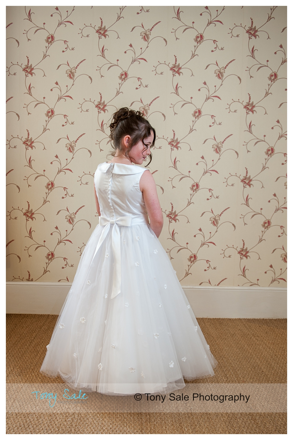 First Communion Dresses_Tony Sale Photography