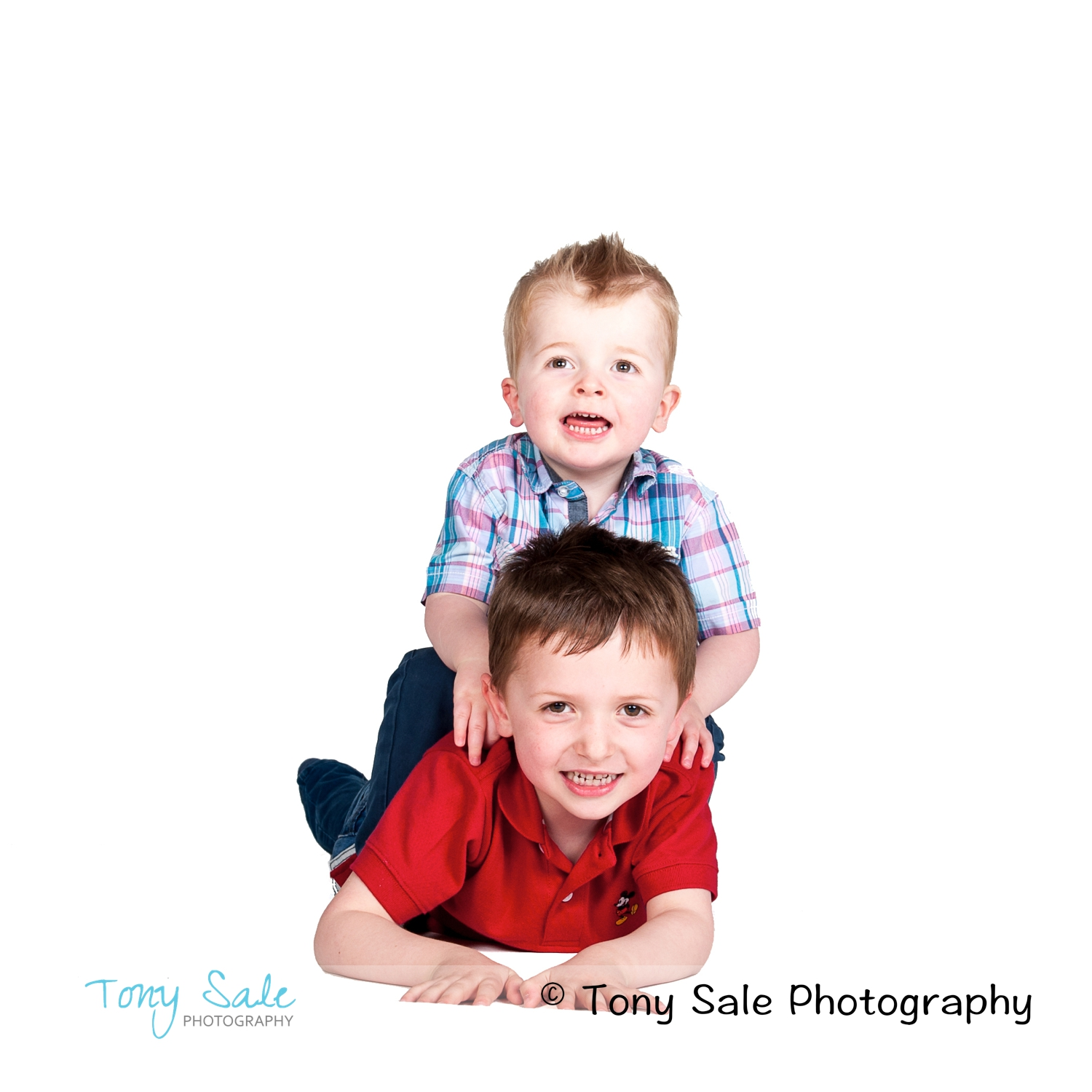 Family Fun Portrait Photography