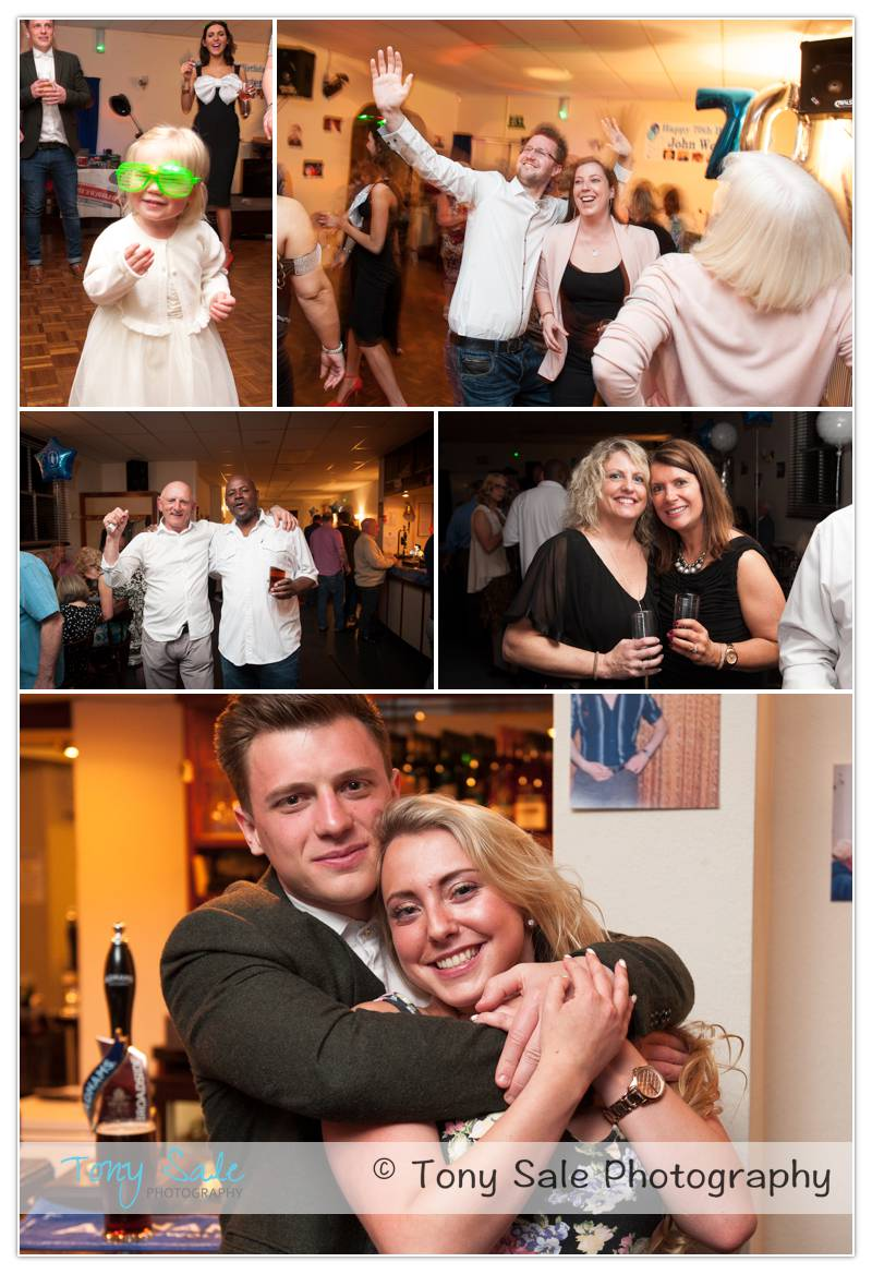 Photographing events in Essex_Tony sale Photography
