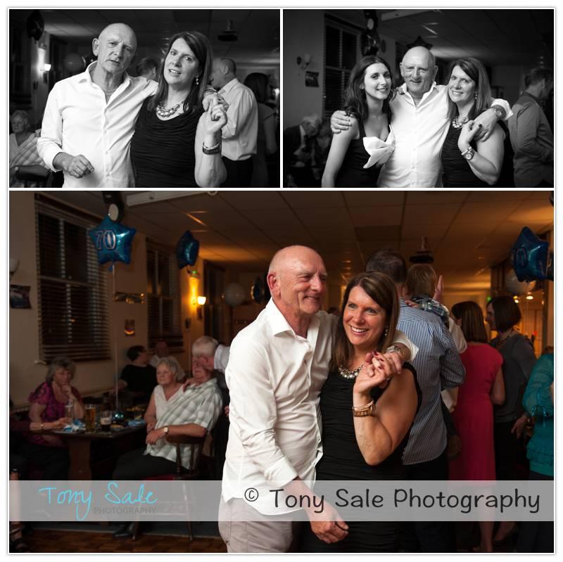 John's 70th Birthday Celebration  – Earls Colne Essex