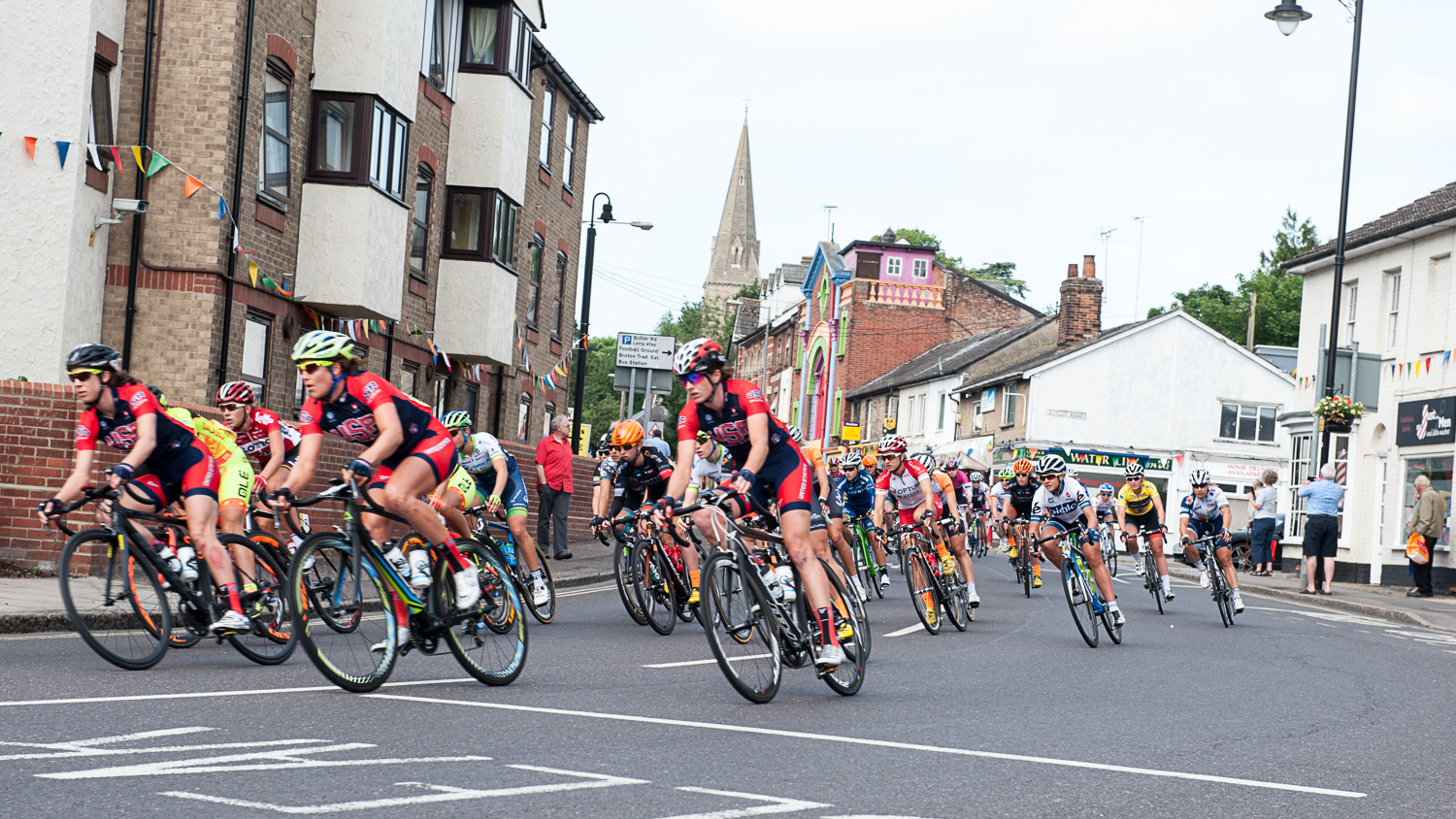 Aviva Women's Tour 2015