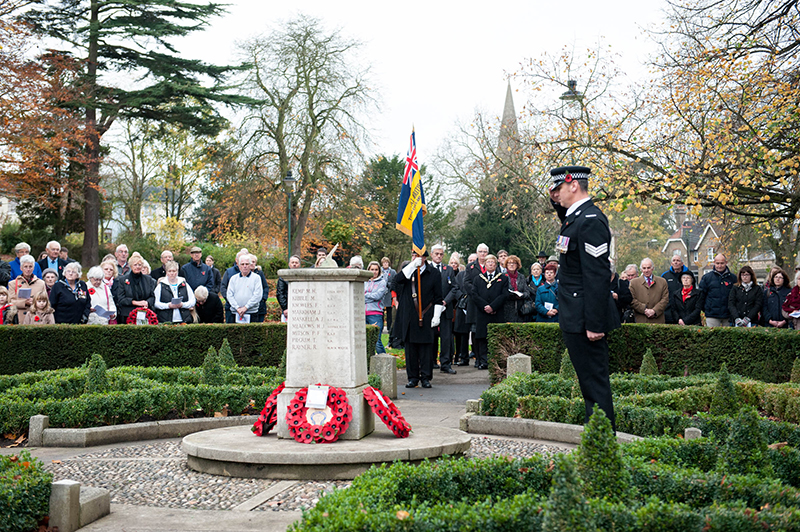 Tony Sale_Halstead Remembrance Parade_014