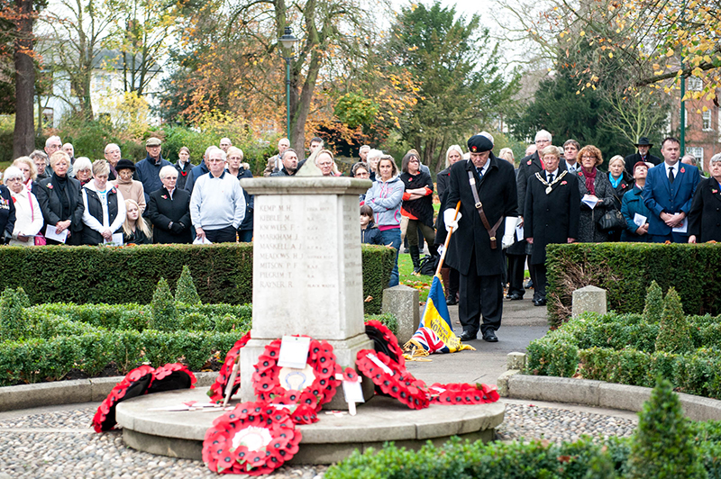 Tony Sale_Halstead Remembrance Parade_017