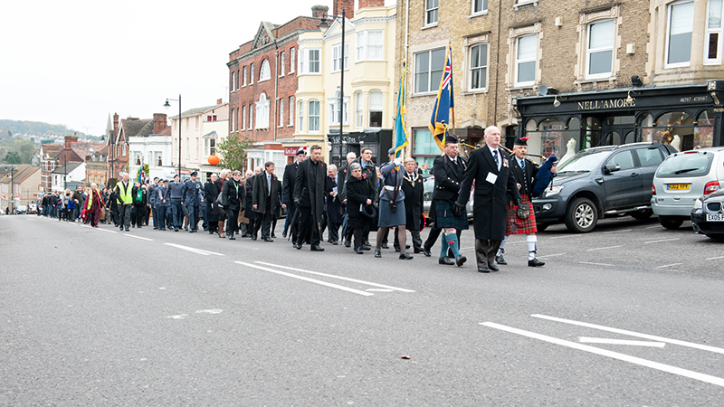 Tony Sale_Halstead Remembrance Parade_024