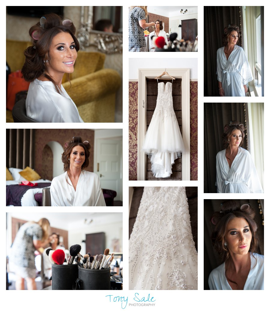 Wedding Photography Bridal prep