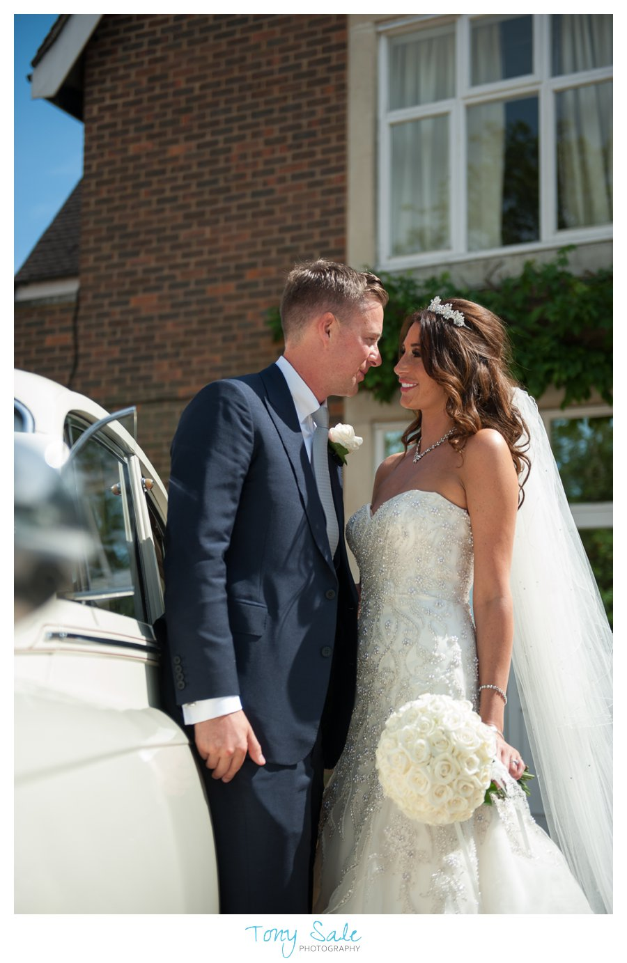 Cassandra & Edward's Amazing Wedding at Pontlands Park