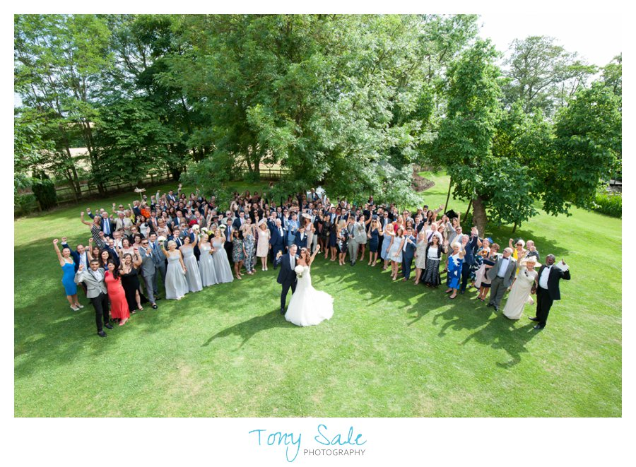 Wedding Photography_Pontlands Park