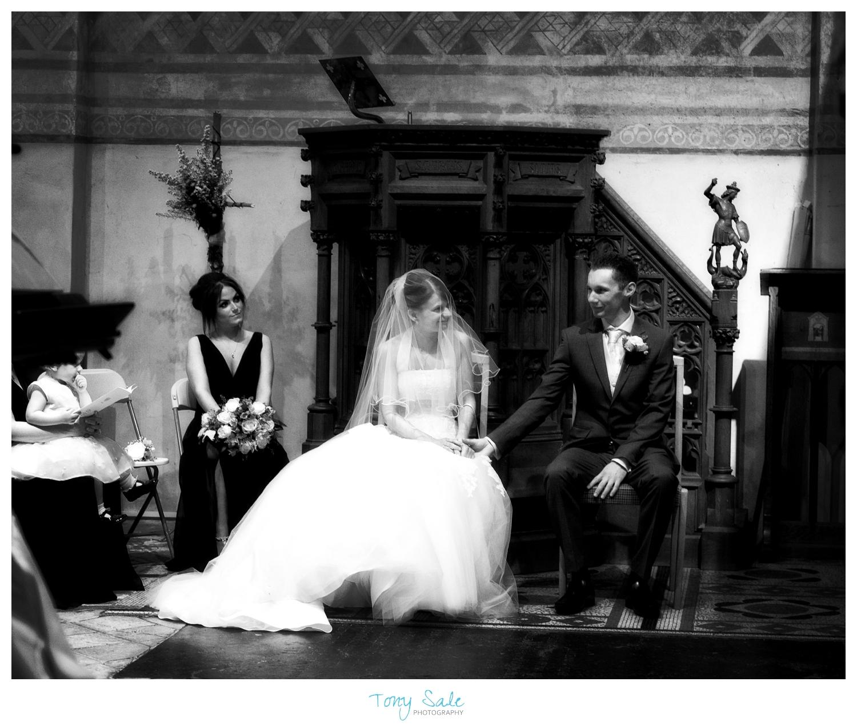 Nikki & Tim's Wedding at St Michael & All Angels Church, Copford