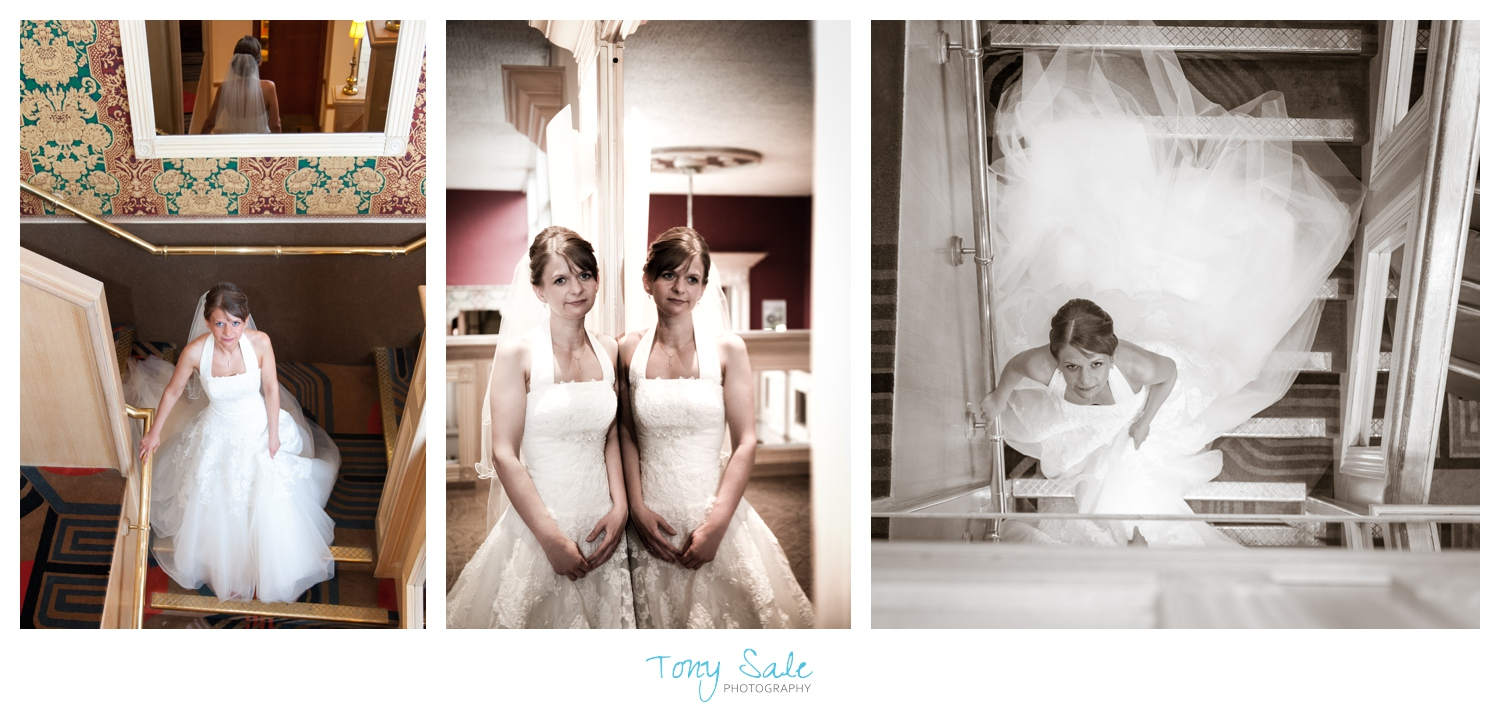 Some stunning photographs of the bride.