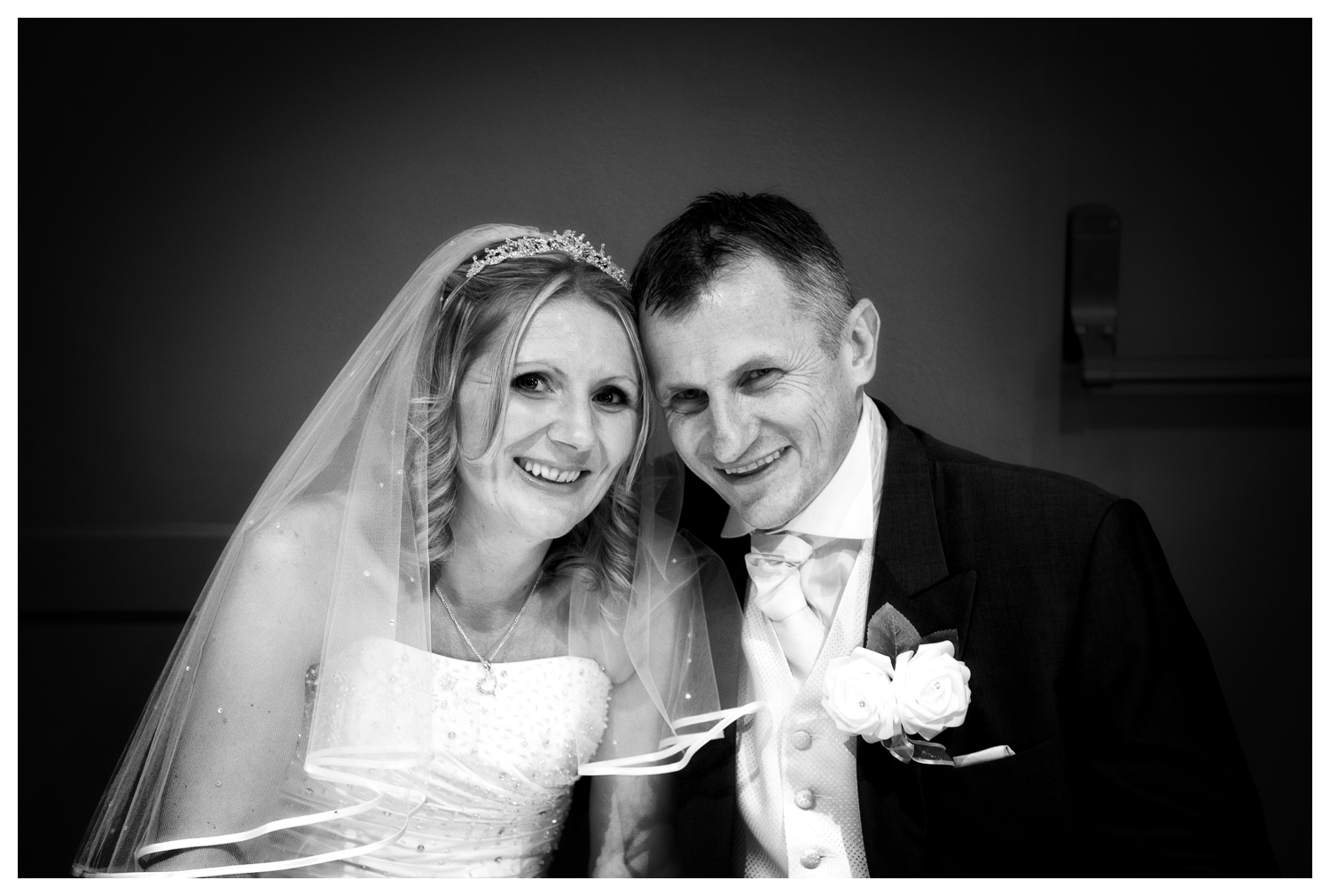 Katrina & Mark's wedding at The Bull Hotel Halstead