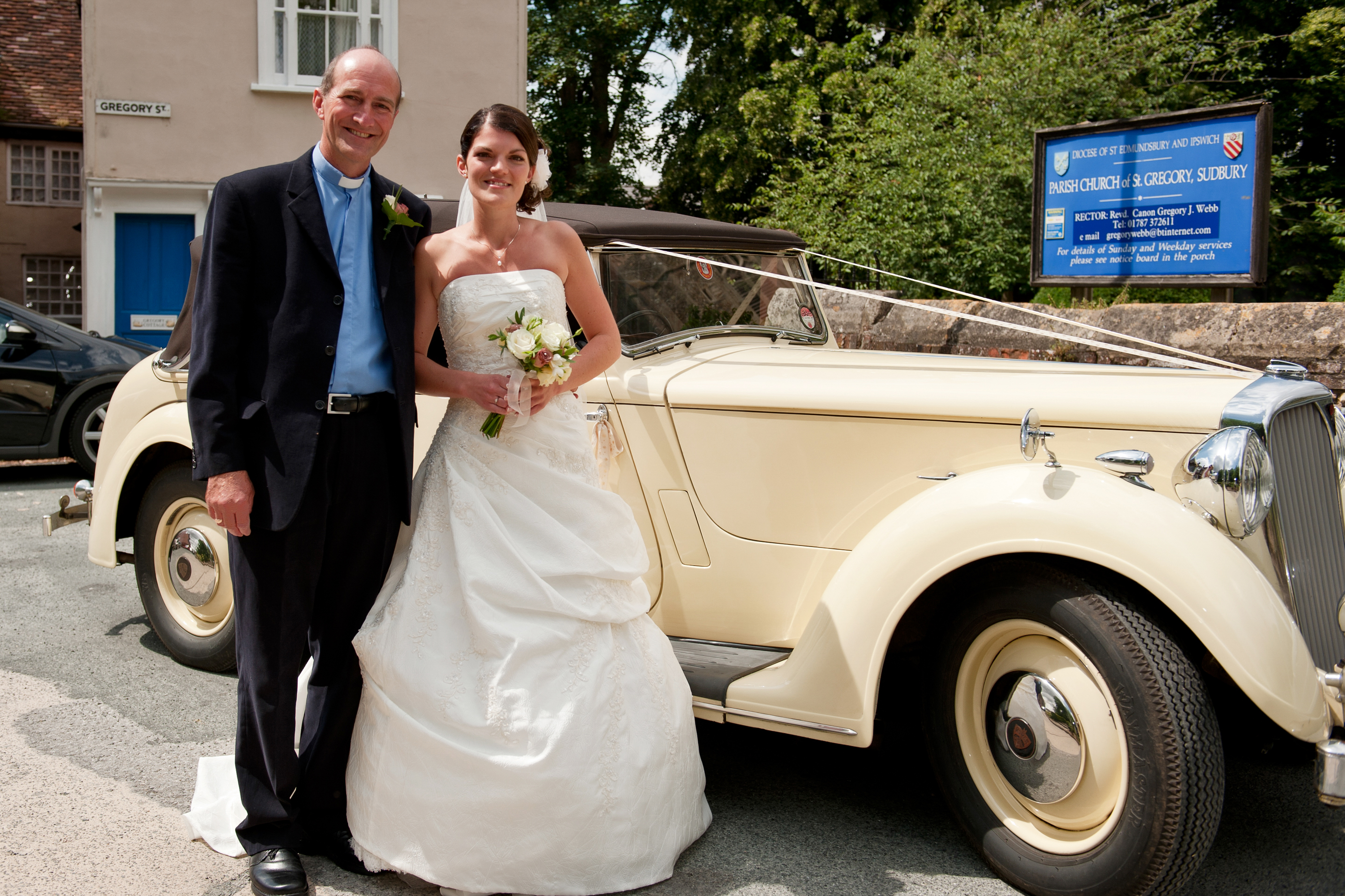 Wedding Photography Sudbury – Image of the Week