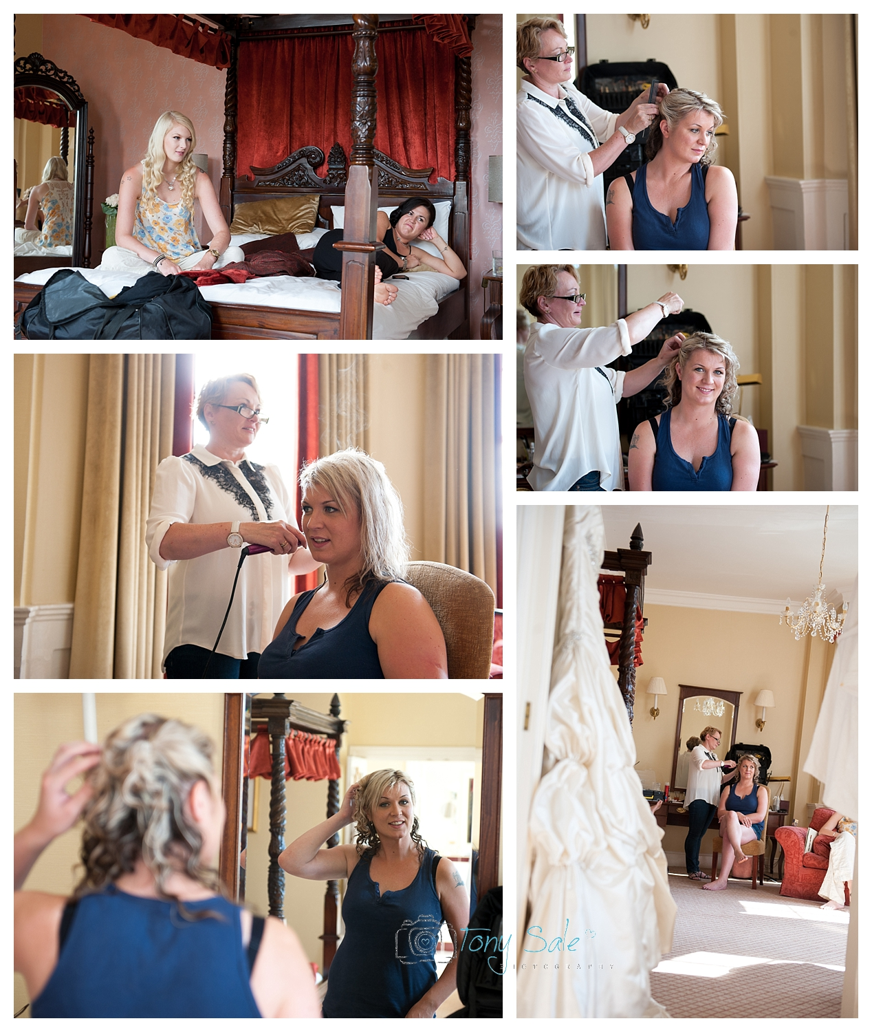 Hampton Court Wedding_Tony Sale Photography_003