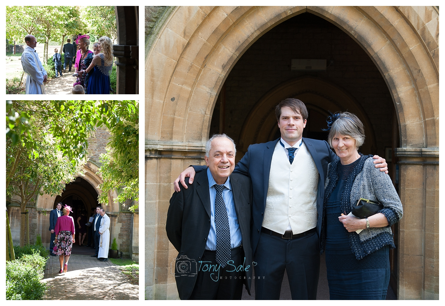 Hampton Court Wedding_Tony Sale Photography_009