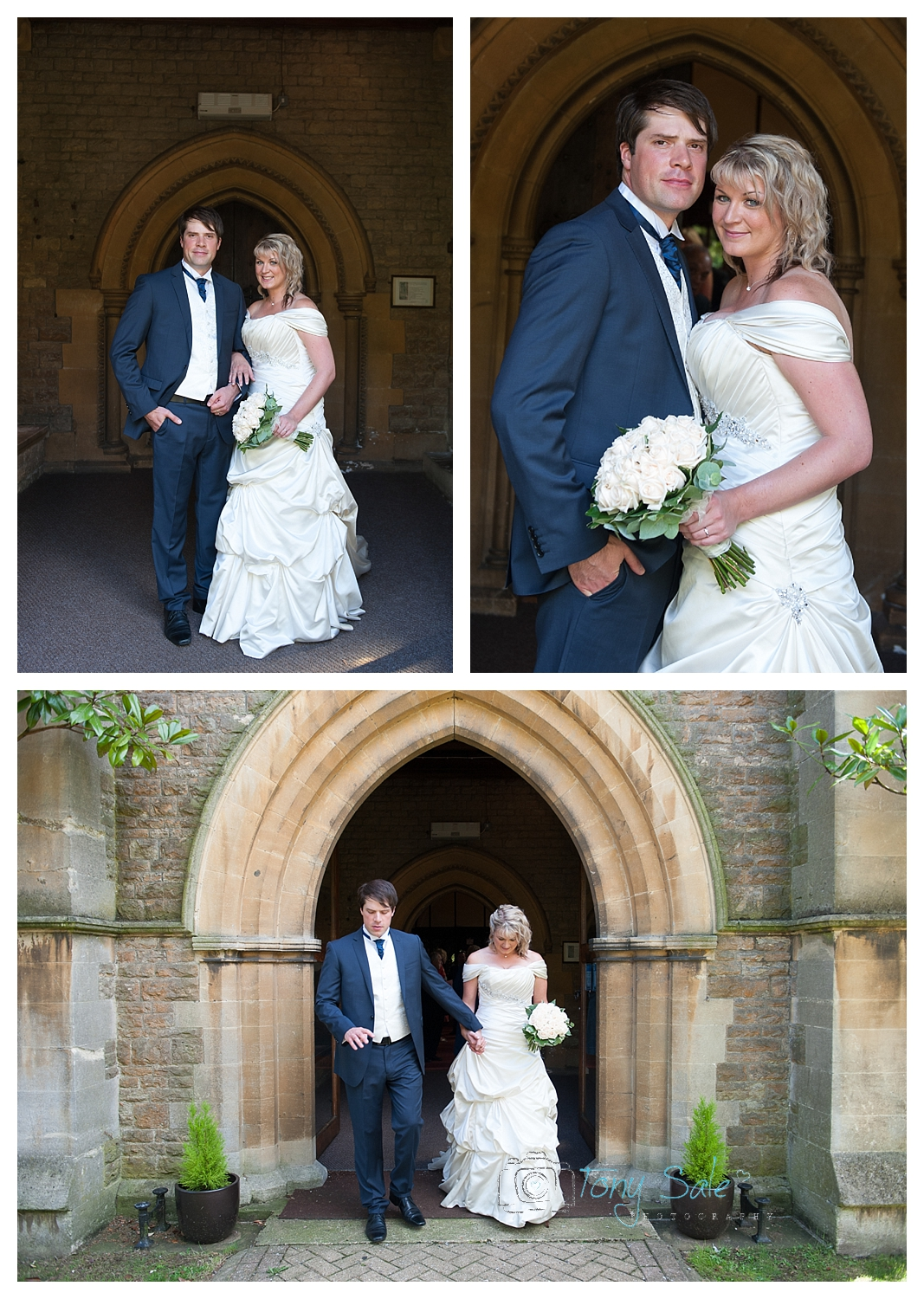 Hampton Court Wedding_Tony Sale Photography_018