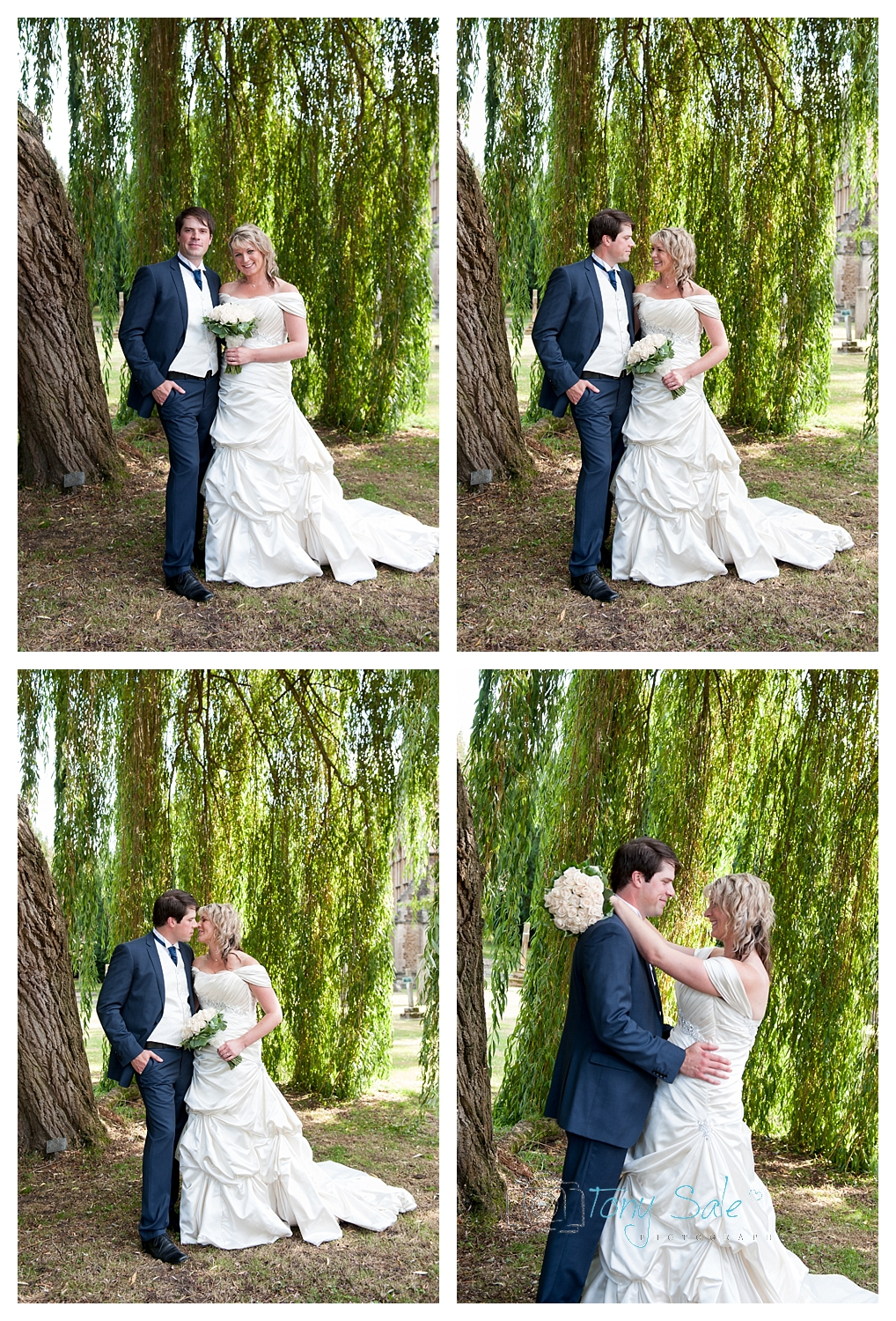 Hampton Court Wedding_Tony Sale Photography_019