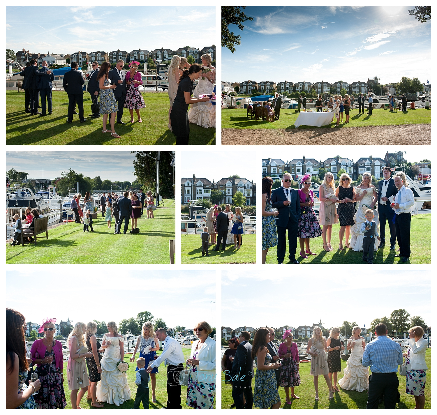 Hampton Court Wedding_Tony Sale Photography_024