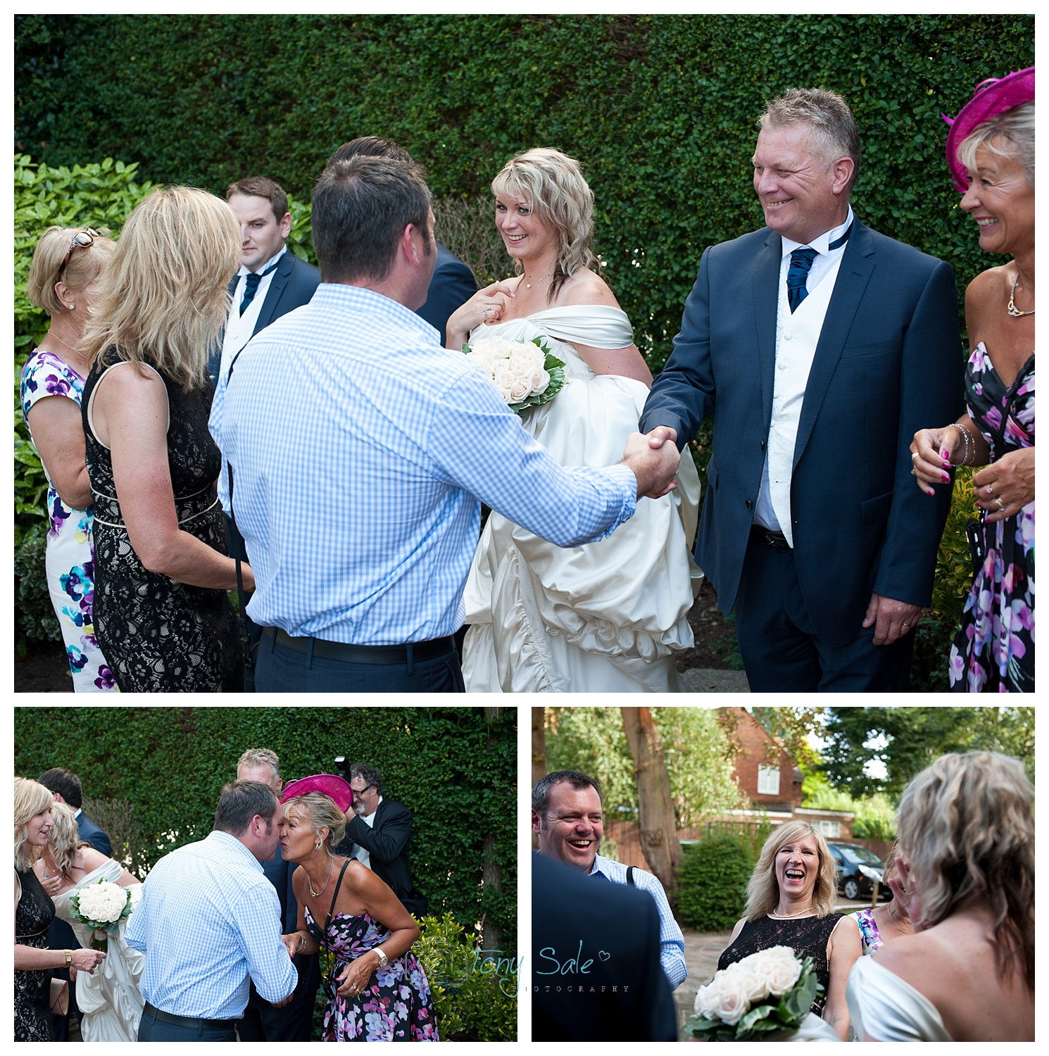 Hampton Court Wedding_Tony Sale Photography_025