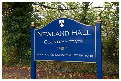 Newland Hall Wedding - Nicola & Steve