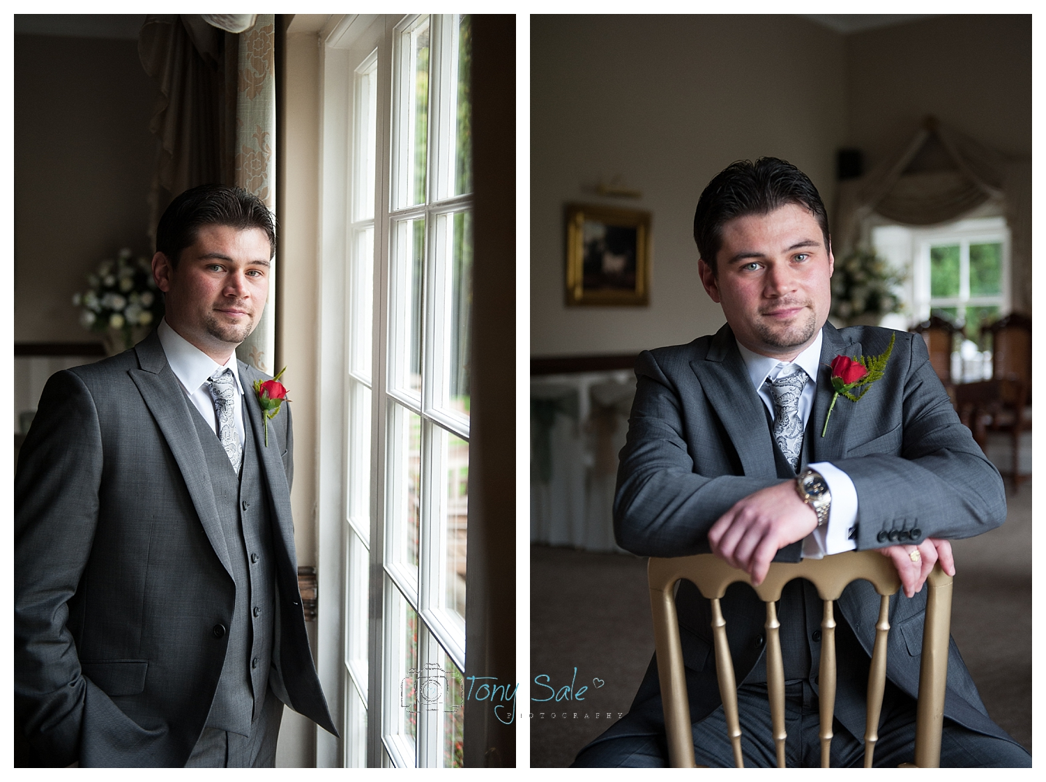 wedding-photography-portrait of the groom