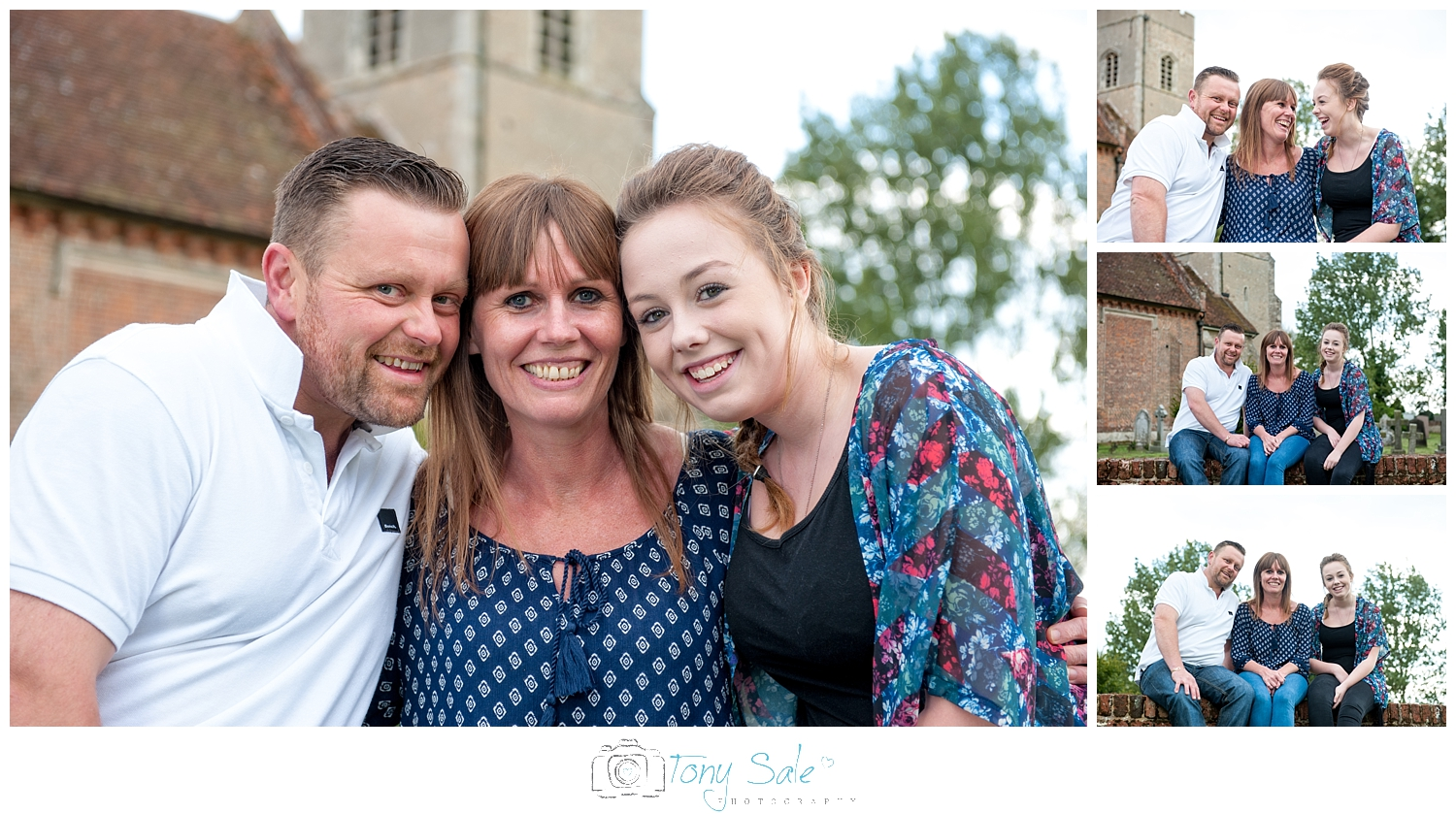 Family photography Gosfield