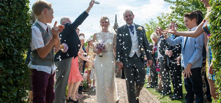 Summer Wedding at Cressing Temple Barns