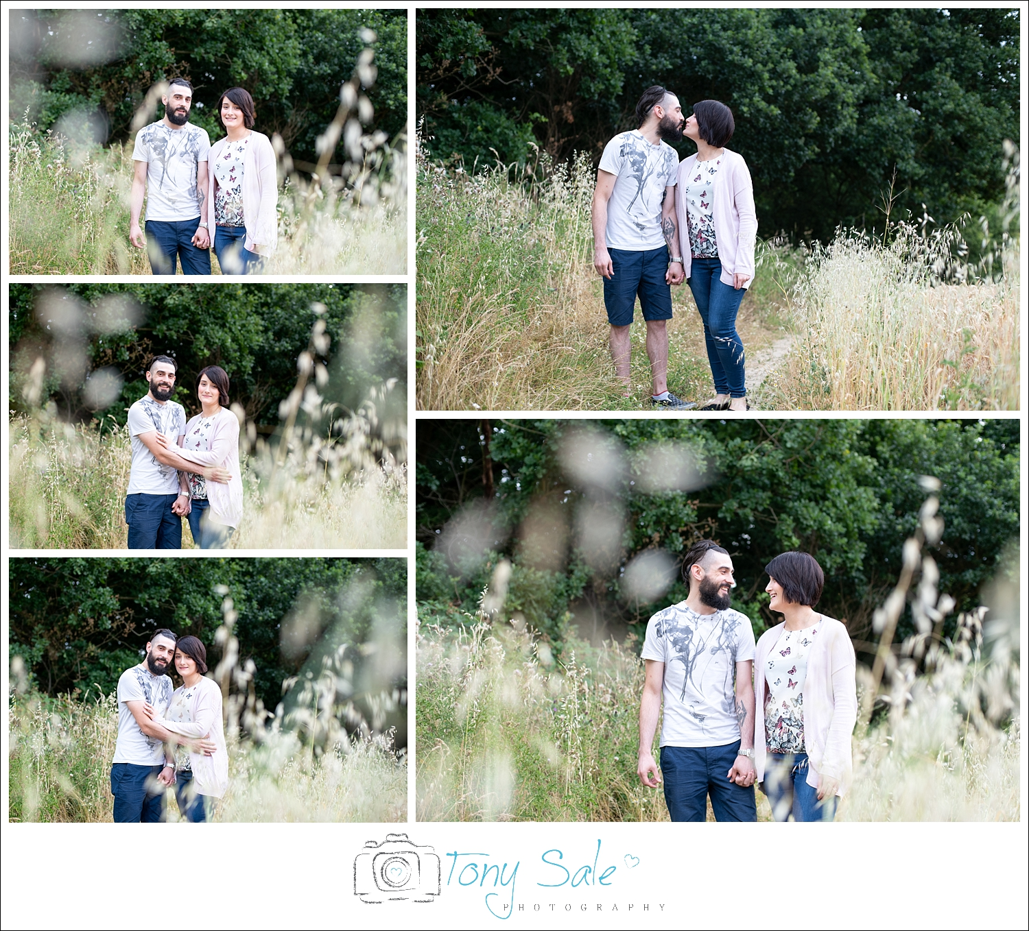 pre wedding photoshoot Gosfield by Tony Sale Photography