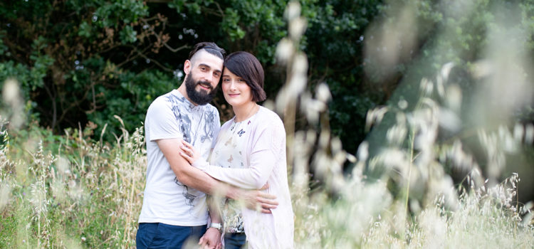 Shannon & Scott's pre wedding photoshoot