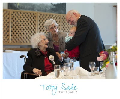 100th Birthday Celebration Party