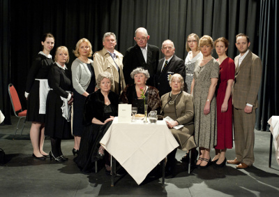 Theatrical Photography 'Separate Tables' by Terence Rattigan - Quay Theatre Sudbury