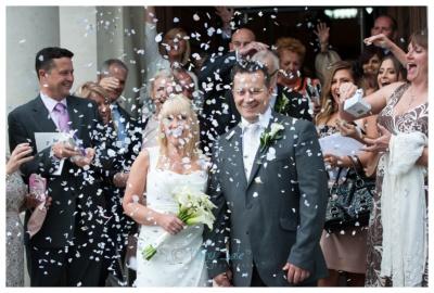 Sarah & Al's Wedding at Braintree Town Hall